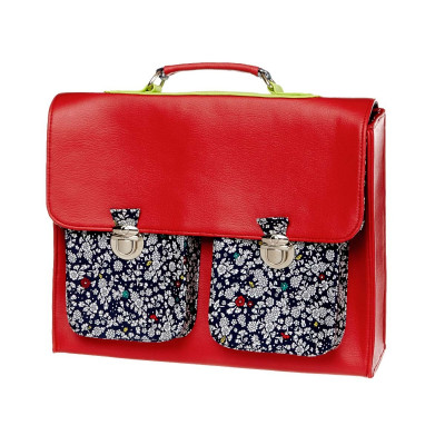 Cartable primaire Red Berry