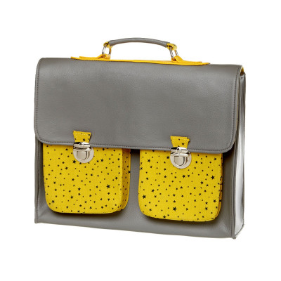 Cartable primaire Yellow Star