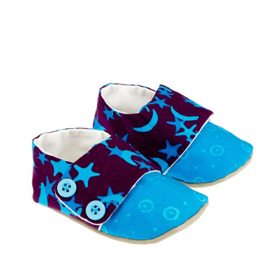 Chaussons Manille Turquoise