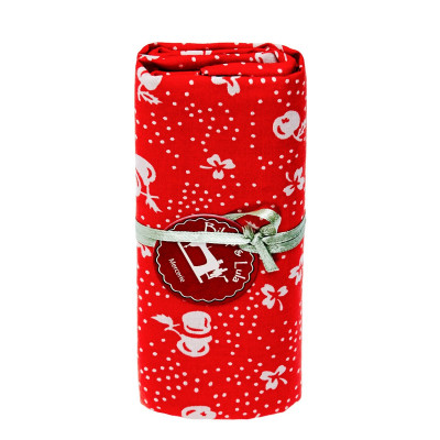 Coupon tissu red cherry