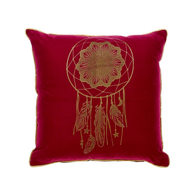 Coussin Dream catcher gold