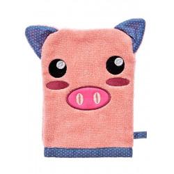 Les Gants animaux Cochon