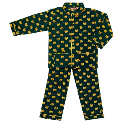 Pyjama garçon coton grenouille