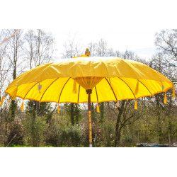 Parasol balinais toile imperméable diam:225cm