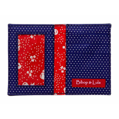 Porte-cartes Red cherry
