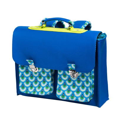 Cartable primaire Api blue