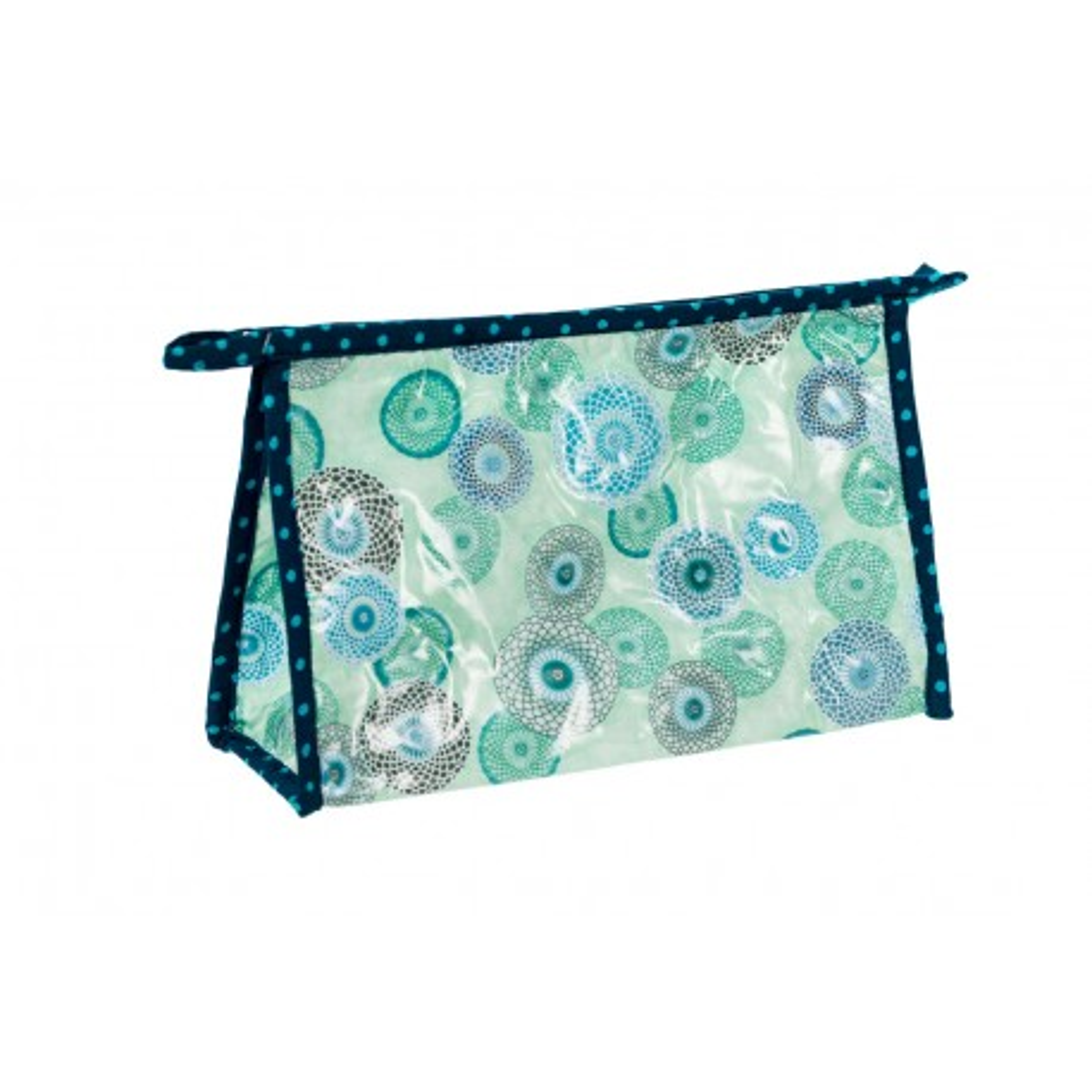 Trousse de toilette Blue dahlia