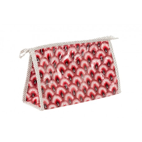 Trousse de toilette Api rouge