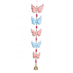 Le mobile clochette Papillons