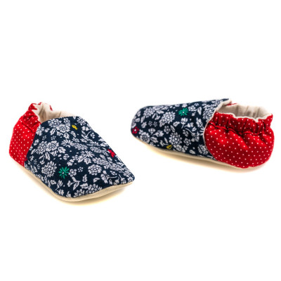 Chaussons Red berry
