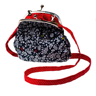 Sac rétro Red berry