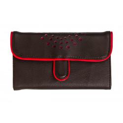 Portefeuille femme original coloré