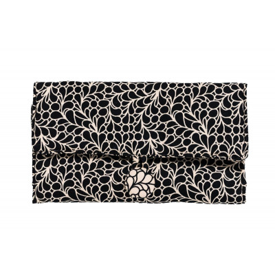 Pochette à bijoux Black drop