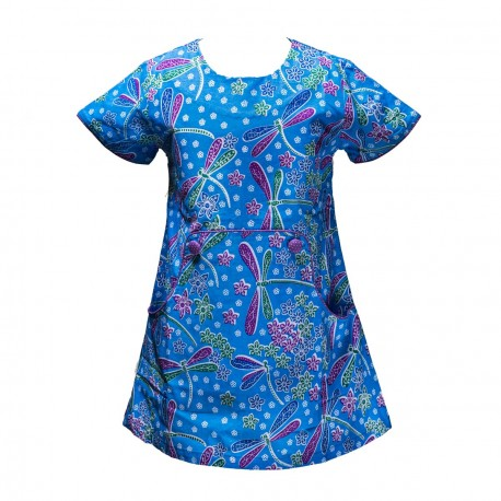 Robe Louisa Mia blue