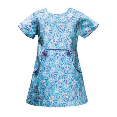 Robe Louisa Rosalie blue