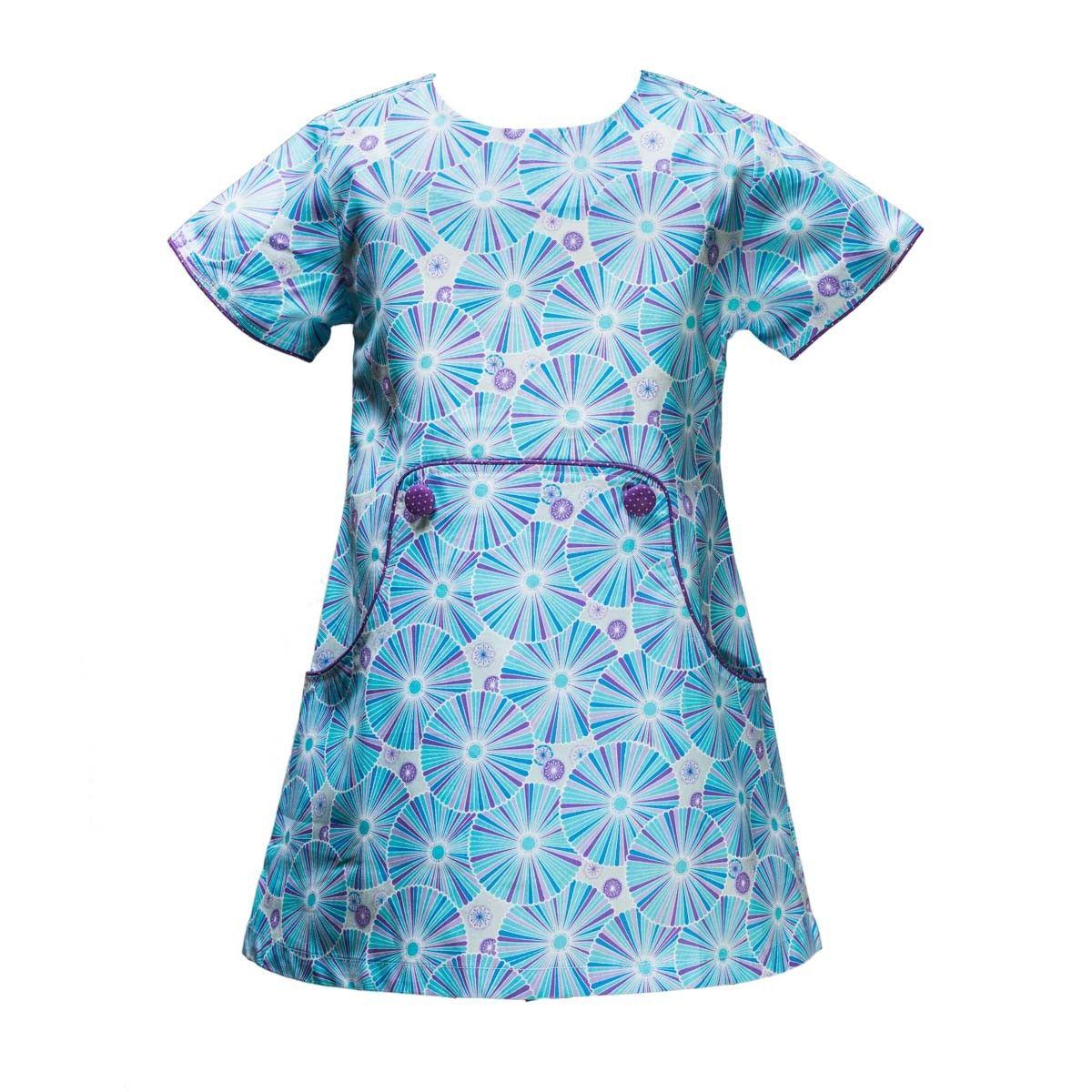 Robe Louisa Rosalie blue