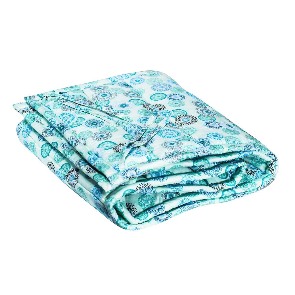 Tour de lit à barreaux bébé tissu créateur