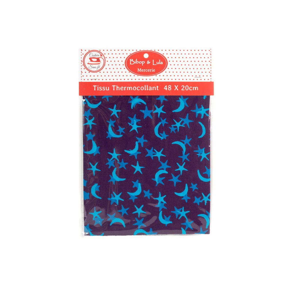 Tissu thermocollant Manille