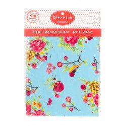 Tissu thermocollant Birdy