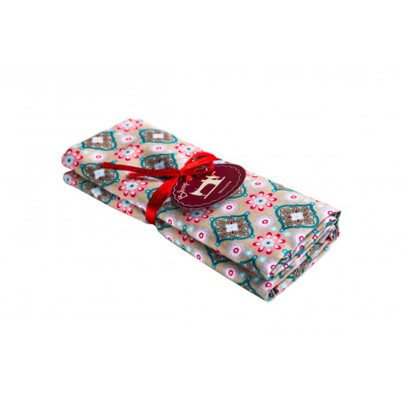 Coupon tissu Little snow
