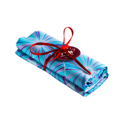 Coupon tissu Rosalie blue