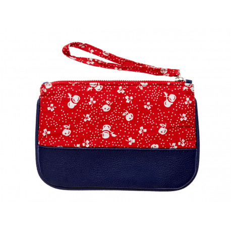 Pochette manis Red cherry