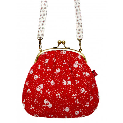 Sac rétro Red cherry