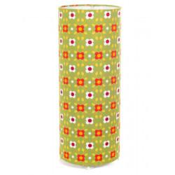 Lampe tube à poser Ivy green