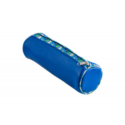 trousse ronde Api blue