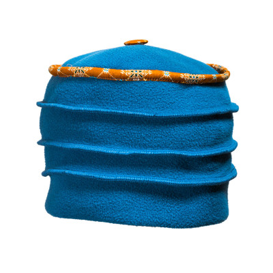 Bonnet polaire Najima ocre
