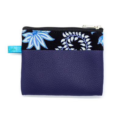 Petit porte-monnaie Blue night