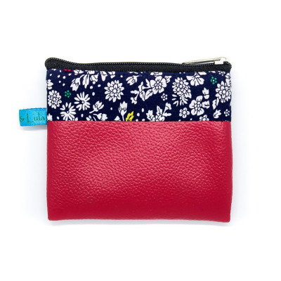 Petit porte-monnaie Red Berry
