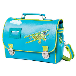 sac-cartable-enfant-école-maternelle-avion-bleu-et-vert