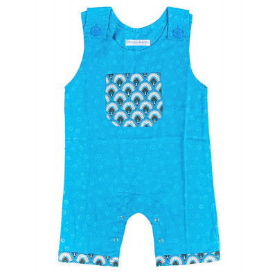 Barboteuse bébé 0-18 mois Ernest