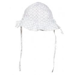Chapeau de soleil bébé réglable Céleste