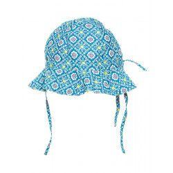 Chapeau de soleil bébé réglable June