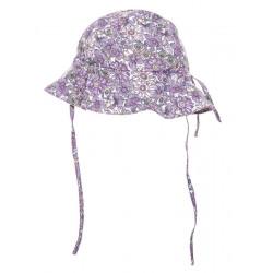 Chapeau de soleil bébé réglable Lola