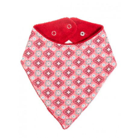 Bavoir bandana Little Snow