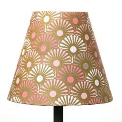 petit-abat-jour-conique-lampe-rose-et-or