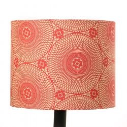 petit-abat-jour-rond-cylindre-rouge-carmin-avec-motif-mandala
