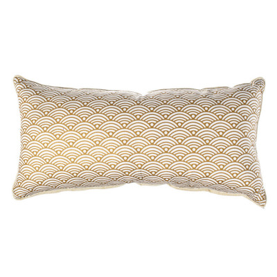 Coussin rectangle Nami gold