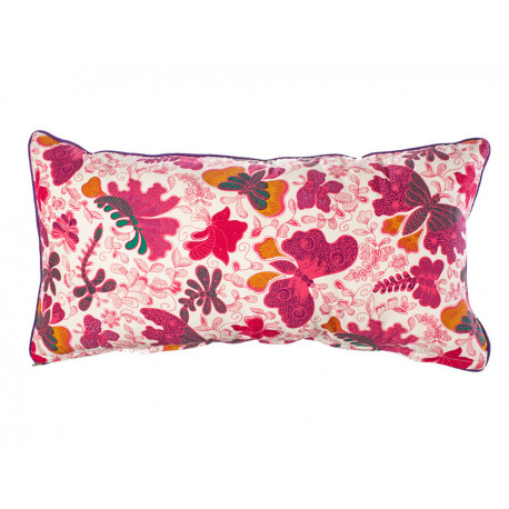 Coussin rectangle Papillons