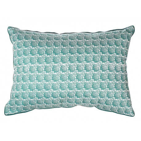 Grand coussin rectangle Palma