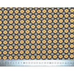 Tissu coton Bijalee