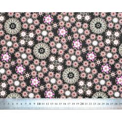 Tissu coton Milkyway