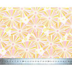 Tissu coton Rosalie