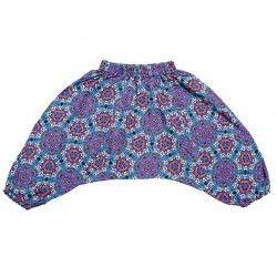 Pantalon sarouel léger Kyo