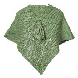 Poncho laine bébé Jade
