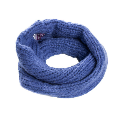 Snood laine enfant Parme