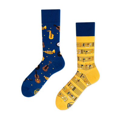 Chaussettes Music note